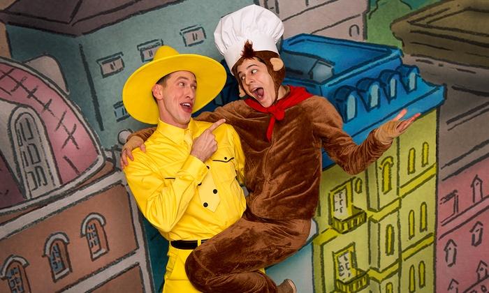 Everett Civic Auditorium - Bayside: Curious George: The Golden Meatball at Everett Civic Auditorium