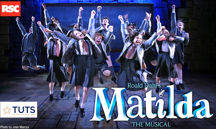 The Hobby Center for the Performing Arts - Sarofim Hall - Downtown Houston: Matilda The Musical at The Hobby Center for the Performing Arts - Sarofim Hall