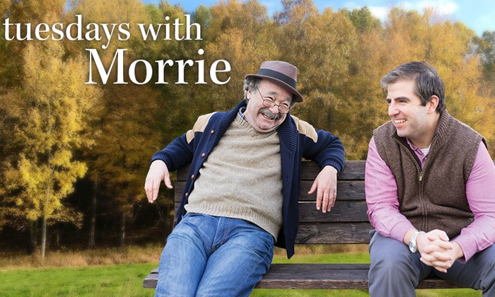 Provision Theater - University Village - Little Italy: Tuesdays With Morrie at Provision Theater