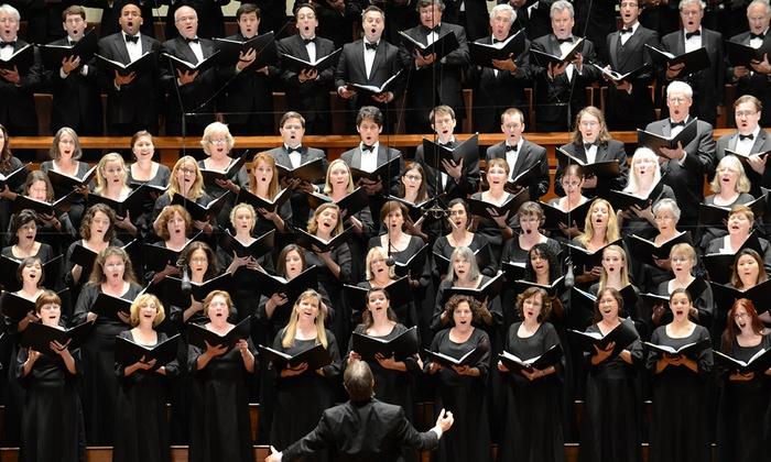 The Kennedy Center - Concert Hall - The John F. Kennedy Center for the Performing Arts : Choral Arts: Brahms' Ein deutsches Requiem (A German Requiem) at The Kennedy Center - Concert Hall