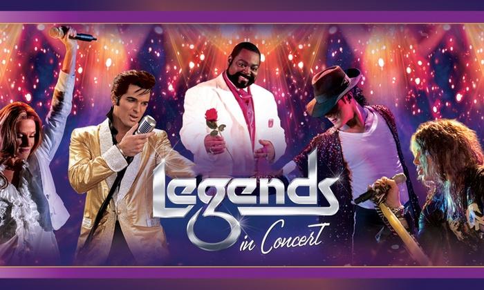 Donny & Marie Showroom - The Strip: Legends in Concert at Donny & Marie Showroom