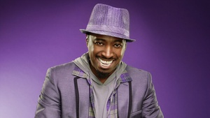 King's Room at Rio Las Vegas: Comedian Eddie Griffin at King's Room at Rio Las Vegas