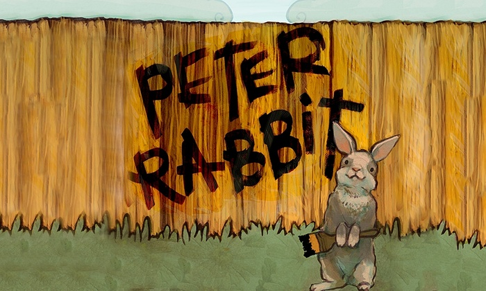 Red Branch Theatre at DLC - Ellicott City: Peter Rabbit: A New Musical at Red Branch Theatre at DLC