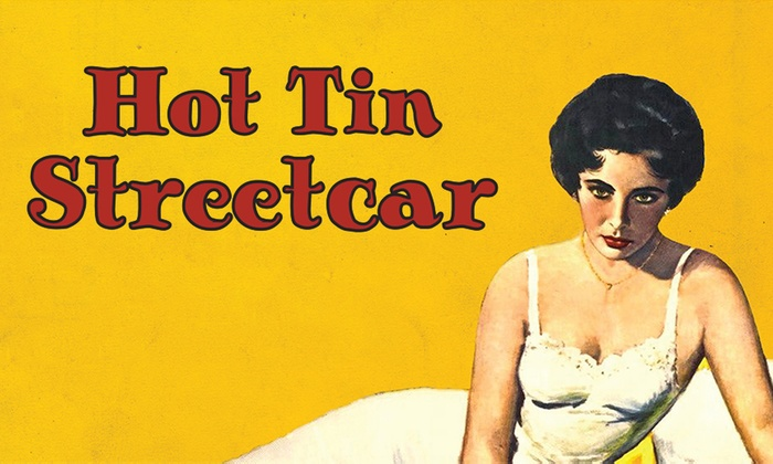 Unexpected Productions' Market Theater - Downtown Seattle: Hot Tin Streetcar: Tennessee Williams Improvised