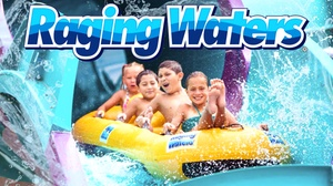 Raging Waters Los Angeles - Any Date Through Sept. 25, 2016