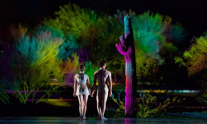 The Desert Botanical Garden - Phoenix: Ballet Arizona at Desert Botanical Garden at The Desert Botanical Garden