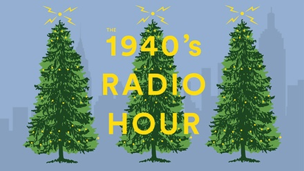 1940s Radio Hour at New Village Arts Theatre