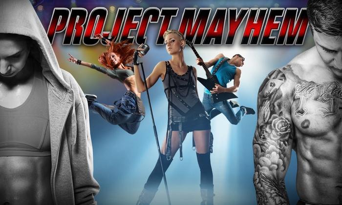 The Sayers Club - Hollywood: Project Mayhem at The Sayers Club