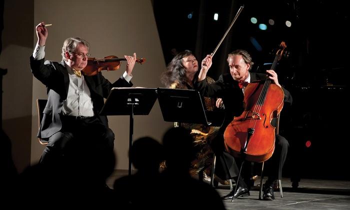 Ordway Center Concert Hall  - Northwestern Precinct: Han-Setzer-Finckel Piano Trio at Ordway Center Concert Hall