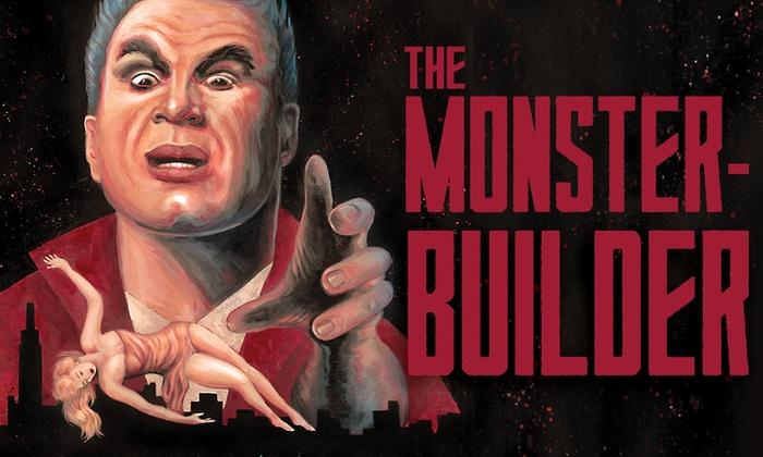 Aurora Theatre Company - Downtown Berkeley: The Monster-Builder at Aurora Theatre Company