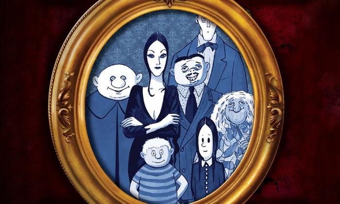HART Theatre - Central Hillsboro: The Addams Family at HART Theatre