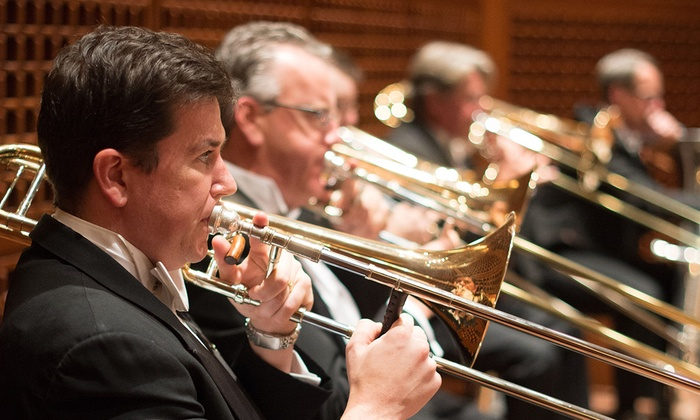 Davies Symphony Hall - Davies Symphony Hall : Holiday Brass at Davies Symphony Hall