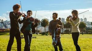 Berkeley City Club: Berkeley Chamber Performances Presents the Friction Quartet at Berkeley City Club