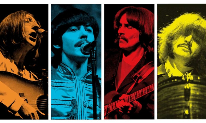Warner Grand Theatre - San Pedro: Ticket to Ride: A Tribute to the Beatles at Warner Grand Theatre