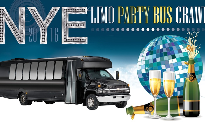 Lincoln Park Area Bars - DePaul: New Year's Eve Limo Bus Crawl: Chicago's Lincoln Park at Lincoln Park Area Bars