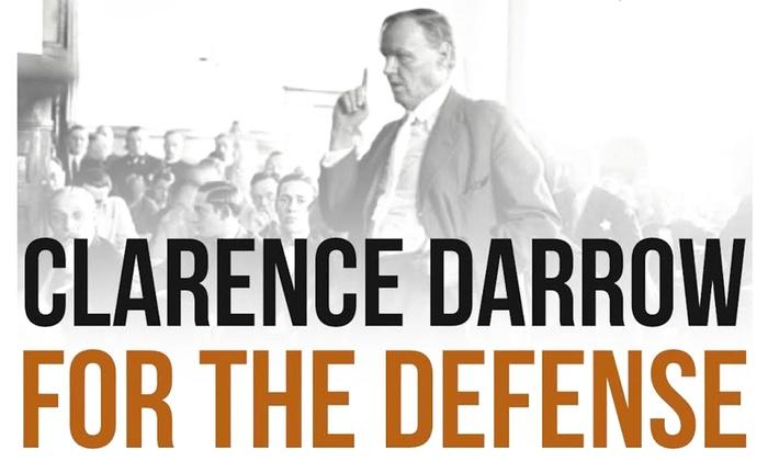 Aurora Fox Arts Center - Studio - Del Mar: Clarence Darrow for the Defense at Aurora Fox Arts Center - Studio