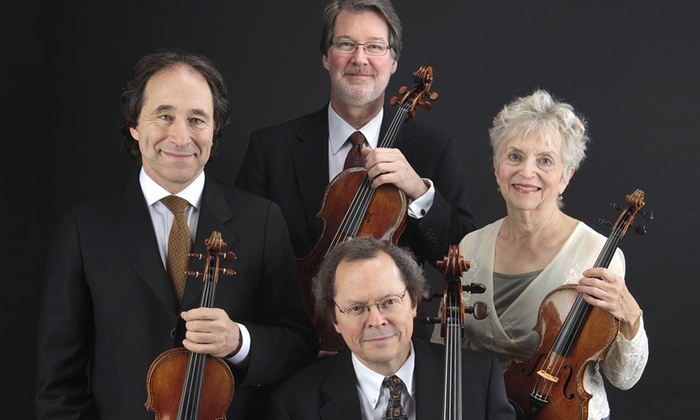 National Museum of American History - Northwest Washington: The Axelrod String Quartet at National Museum of American History