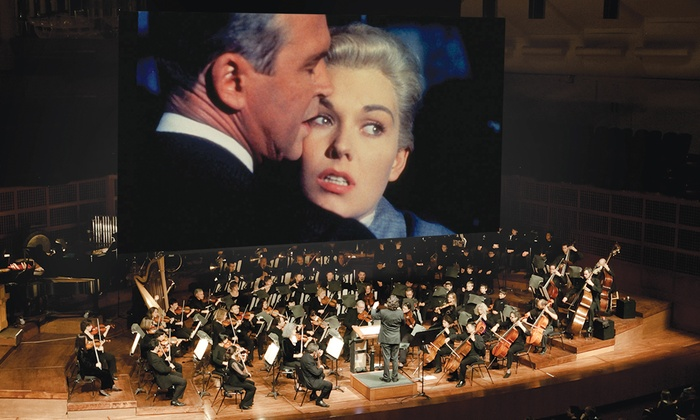 Davies Symphony Hall - Davies Symphony Hall : Vertigo: Feature Film With the SFS Performing the Score Live at Davies Symphony Hall