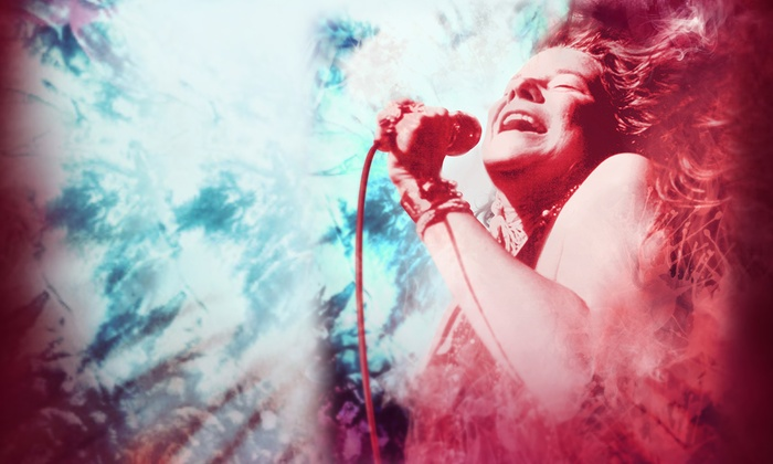 The 5th Avenue Theatre - Downtown Seattle: A Night With Janis Joplin at The 5th Avenue Theatre