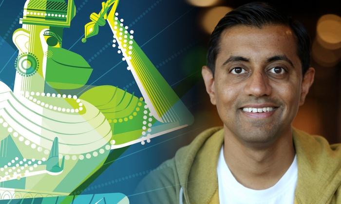 Music Recital Hall, Santa Clara University  - Santa Clara: Pixar Animator Sanjay Patel at Music Recital Hall, Santa Clara University