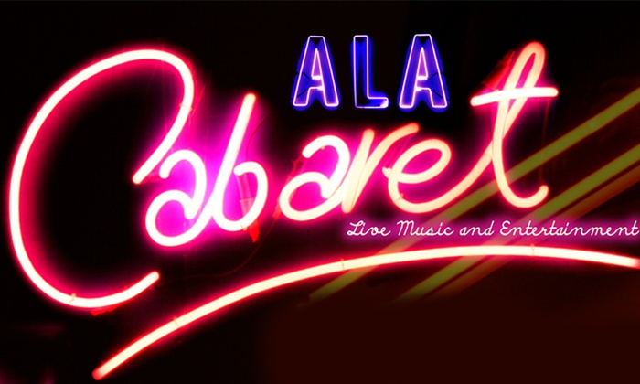 Andrews Living Arts - Flagler Heights: ALA Cabaret at Andrews Living Arts