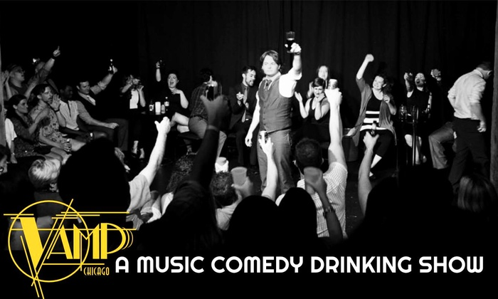 MCL Chicago - North Side: Vamp: A Music Comedy Drinking Show
