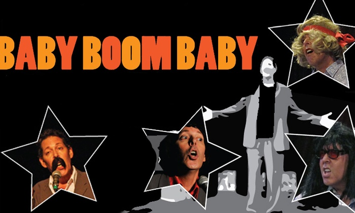 The Palm Beaches Theatre - The Palm Beaches Theatre: Baby Boom Baby at The Palm Beaches Theatre