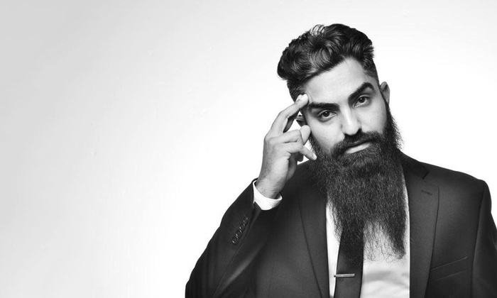 Tommy T's Comedy Club - Tributary Pointe: Comedian DJ Sandhu at Tommy T's Comedy Club