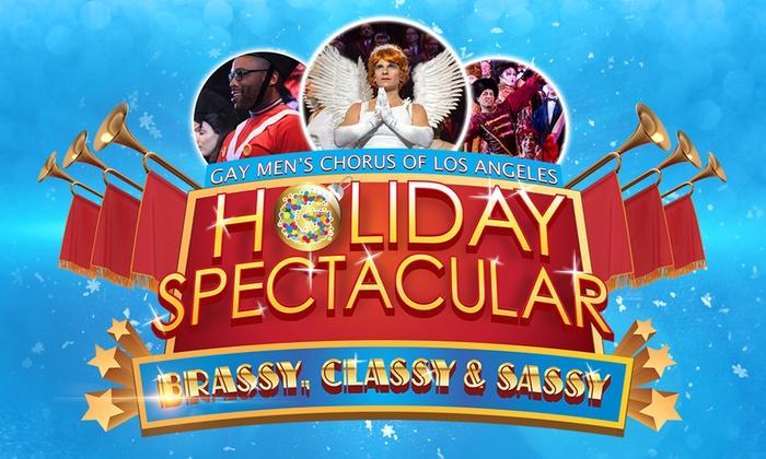 Alex Theatre - Alex Theatre: Holiday Spectacular at Alex Theatre