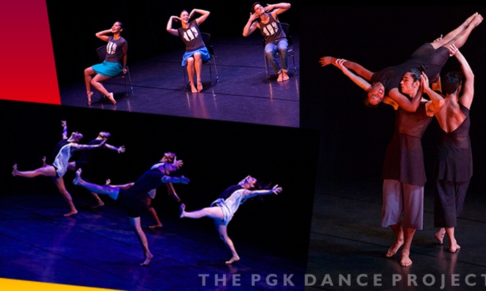 Lyceum Theatre - Lyceum Theatre: The PGK Dance Project at Lyceum Theatre