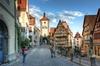 Tagesausflug nach Rothenburg ob der Tauber