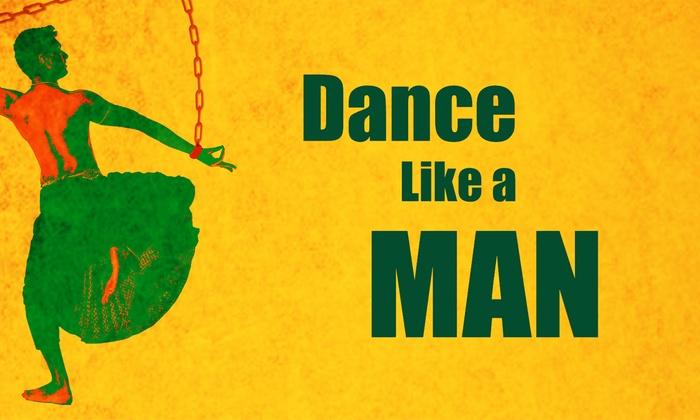 Sunnyvale Theatre - Ortega: Dance Like a Man at Sunnyvale Theatre