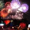 Fireworks Paddle