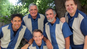 Whitefire Theatre: Doo Wop With Marv Rosenberg's Safaris at Whitefire Theatre