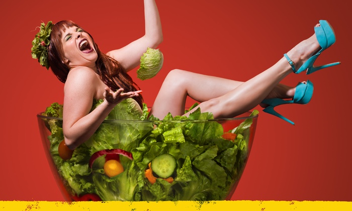 Woolly Mammoth Theatre - Woolly Mammoth: Women Laughing Alone With Salad at Woolly Mammoth Theatre