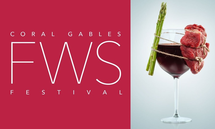 Downtown Coral Gables - Coral Gables Section: Coral Gables Food, Wine & Spirits Festival at Downtown Coral Gables