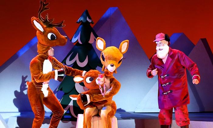 Citi Performing Arts Center Shubert Theatre - Boch Center Shubert Theatre: Rudolph the Red-Nosed Reindeer: The Musical at Citi Performing Arts Center Shubert Theatre