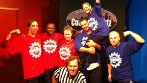 Michigan Actors Studio Theatre : ComedySportz Detroit at Michigan Actors Studio Theatre