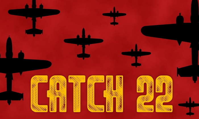 Bus Barn Theater - North Los Altos: Catch-22 at Bus Barn Theater