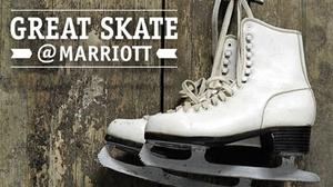 Courtyard Scottsdale Salt River : Holiday Great Skate at Marriott at Courtyard Scottsdale Salt River