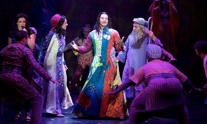 Merriam Theater - Avenue of the Arts South: Joseph and the Amazing Technicolor Dreamcoat at Merriam Theater