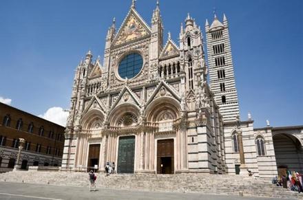 Escursione di un giorno a Siena con partenza da Roma