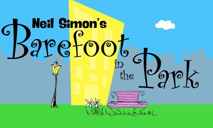 Boston Center for the Arts - Plaza Theatre - South End: Barefoot in the Park at Boston Center for the Arts - Plaza Theatre