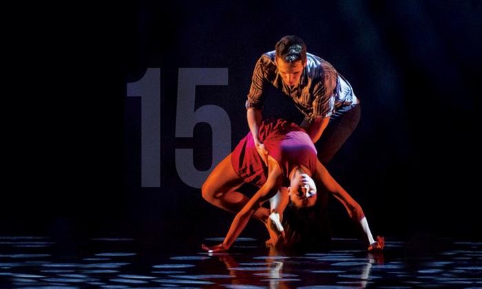 Athenaeum Theatre - Athenaeum Theater: Thodos Dance Chicago: New Dances 2015 at Athenaeum Theatre