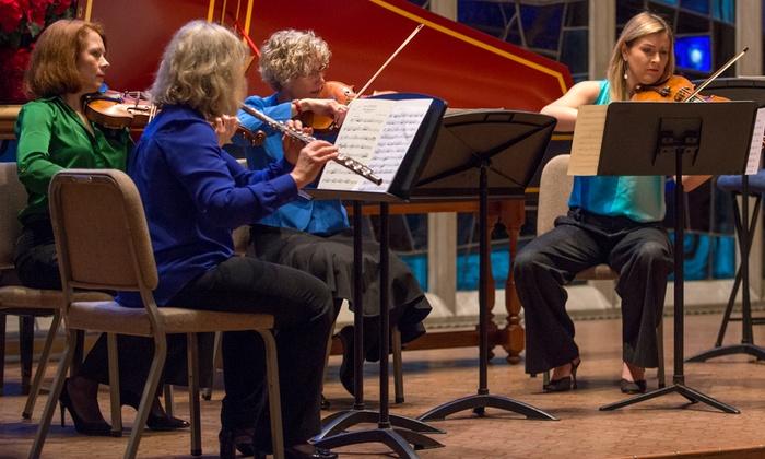 Nichols Concert Hall - Far North Side: The Strings of Spring at Nichols Concert Hall