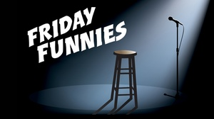 The Wilmette Theatre: Friday Funnies at The Wilmette Theatre
