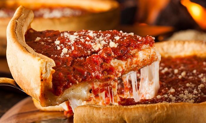 Second City Tours - Downtown: Pizza Parade Food Tour
