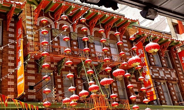 Chinatown via Explore San Francisco - Downtown: Explore Chinatown at Chinatown via Explore San Francisco