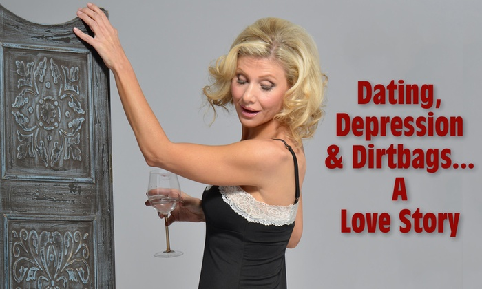 13th Street Repertory Company - 13th Street Repertory Company: Dating, Depression, & Dirtbags: A Love Story at 13th Street Repertory Company