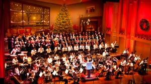 Jacobs Music Center: Holiday Pops Featuring Cirque Musica at Jacobs Music Center